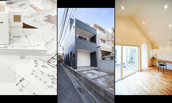 大阪市で後悔しない高性能でデザイン性の高い新築注文住宅を建てる