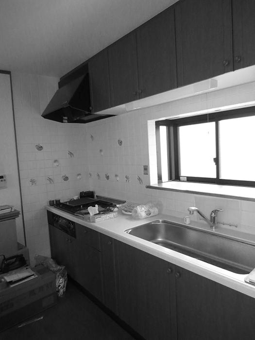 大阪市のリノベーション前の住宅2