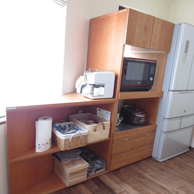 大阪市のリノベーション後のキッチン2