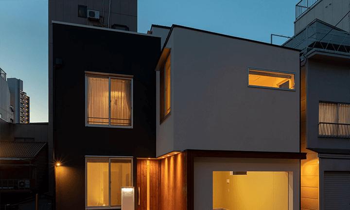 大阪市で建築家の家づくり