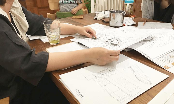 注文住宅を建てる工程1