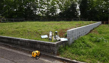 大阪市で家づくりの土地売買契約