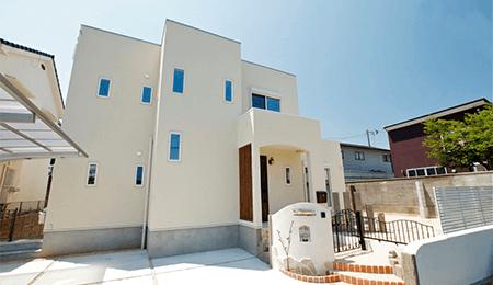 住之江区で注文住宅の完成見学会