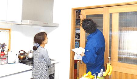 住之江区で注文住宅の保証