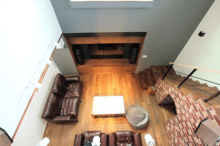 神戸市の注文住宅の家具