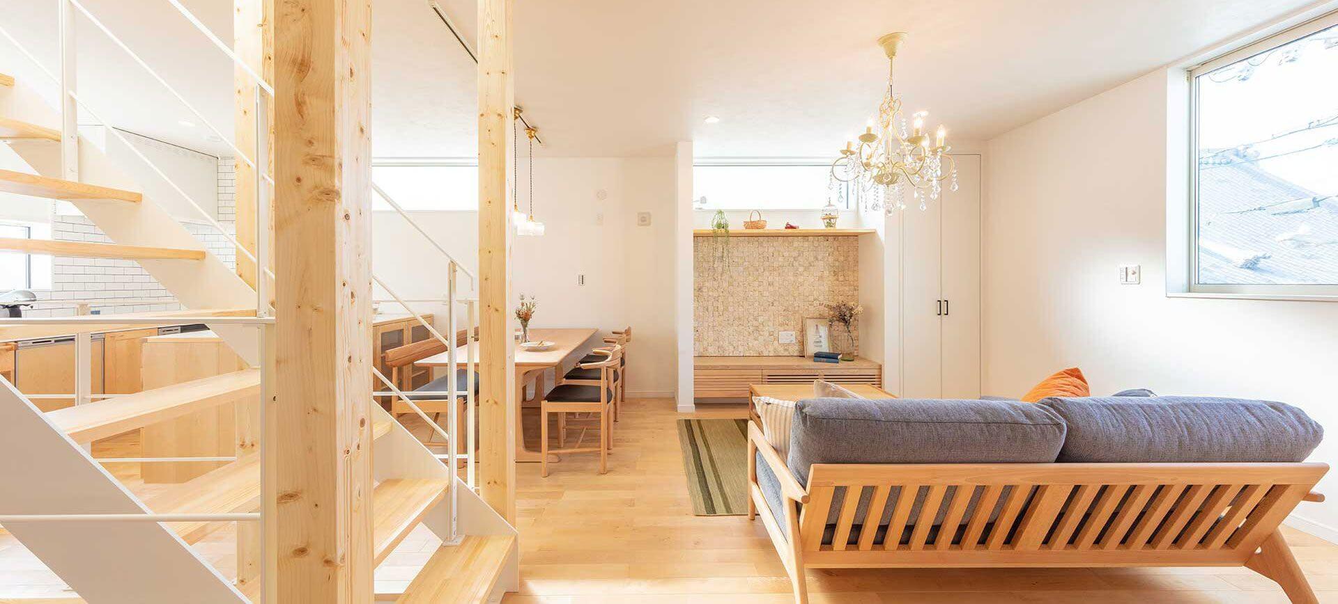 大阪府大阪市で注文住宅・リフォームならリーフアーキテクチャ
