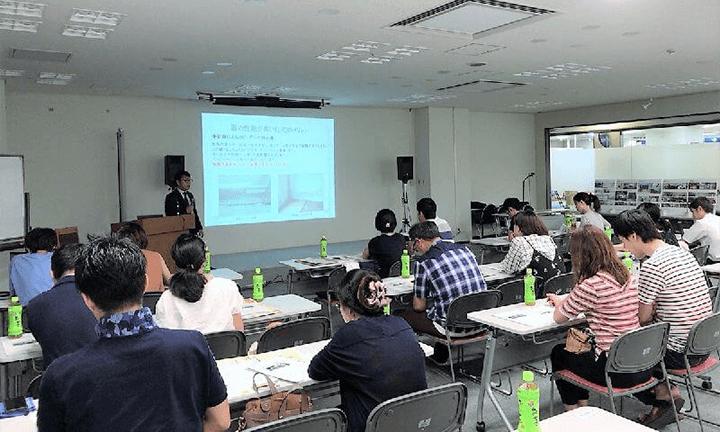 大阪市で家づくり勉強会2