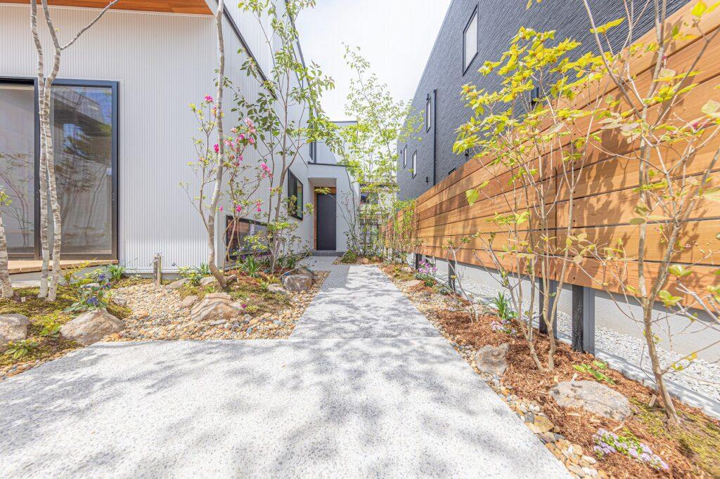 大阪の高性能住宅は大阪狭山市のリーフアーキテクチャ