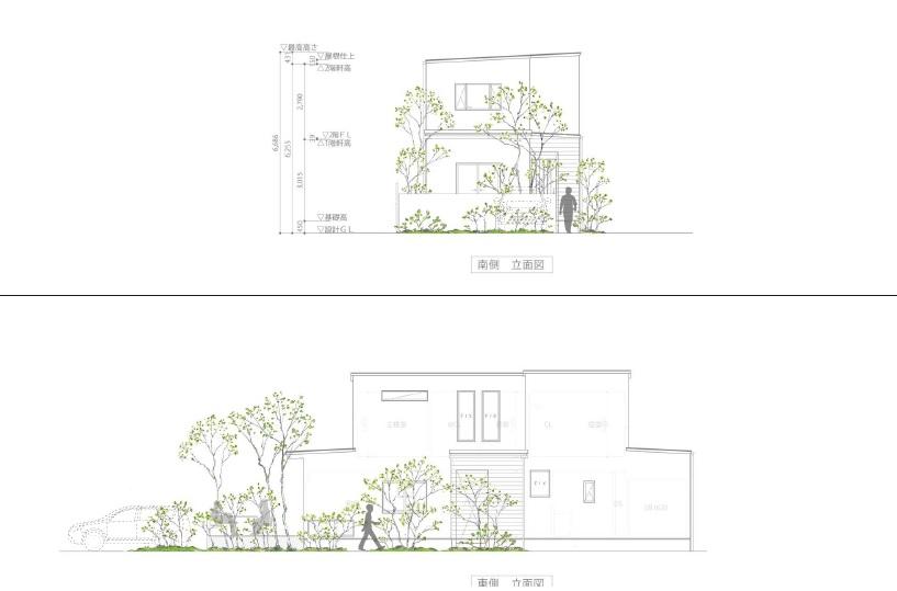 大阪でお庭を楽しむ家づくりなら大阪狭山市のリーフアーキテクチャ
