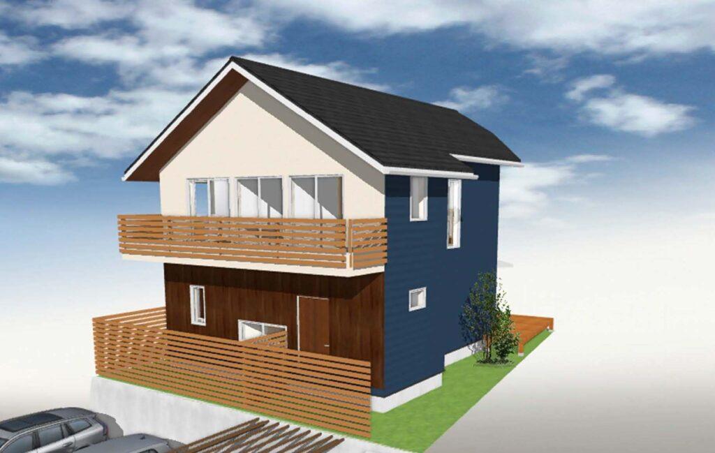 大阪の高性能住宅はリーフアーキテクチャ